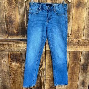 Aeropostale Light Wash Slim Straight Jeans - 28/30
